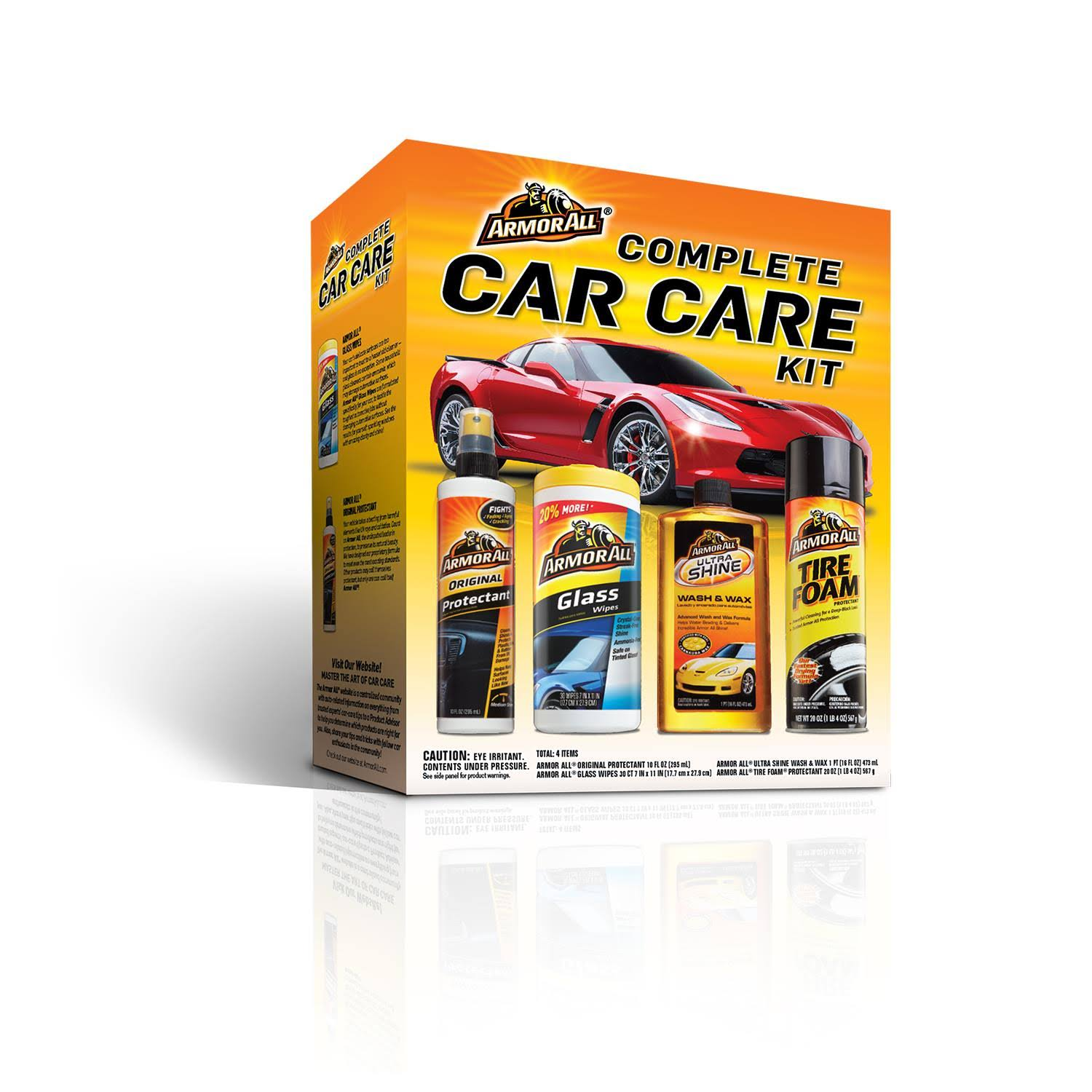 Armor All National Car Care Kit