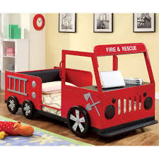 Furniture Of America Rescue Team Fire Truck Metal Youth Bed ... Appealing Monster Truck Bed Frame Katalog Fcfc Pic Of For Kids Bedroom Fire Bunk Inspiring Unique Design Ideas Cabino Bndweerauto Bed Fire Truck Bed With Lamp And 3d Wheels Camas Para Crianas Pinterest I Wanted To Kill People 11yearold Girl Smashes Truck Into Home Beds Sale Toddler Step 2 Semi Transformer Room Cool Decor Twin 3 Days After A Stranger Saw Swimming In He Drawers Plans Oltretorante Fun Themed Children S Nisartmkacom