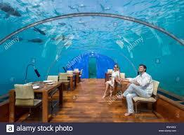 100 Rangali Resort Maldives Island Conrad Hilton Couple In