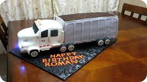 How To Make A Fondant 3D 18 Wheeler Truck - YouTube Love2dream Do You Trucks Tubes And Taquitos Amazoncom Fire Truck Station Decoset Cake Decoration Toys Games Monster How To Make Tires Part 1 Of 3 Jessica Harris Shortcut 4 Steps Cstruction A Photo On Flickriver D Tutorial Made Easy Youtube Mirror Glaze Aka Veena Azmanov Cakes Ideas Little Birthday Optimus Prime Process Eddie Stobart By Christine Make A Dump Fresh Eggleston S