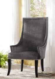 Kirklands Dining Chair Cushions by Gray Velvet Chatham Arm Chair Kirklands