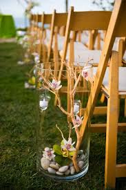 Epic Aisle Decorations For Outdoor Wedding 92 In Table Centerpieces With