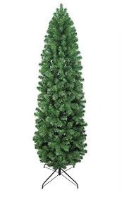 7ft Eco Friendly Oncor Slim Pencil Pine Christmas Tree