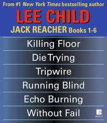 Lee Childs Jack Reacher Books 1 6