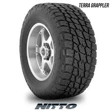 100 All Terrain Tires For Trucks Nitto Terra Grappler 28570R17 126R 285 70 17 2857017 Rad