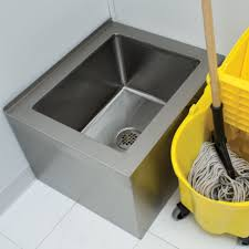 Floor Mounted Mop Sink Dimensions by Advance Tabco 9 Op 48 20