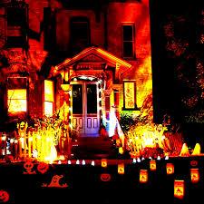 Halloween Porch Decorations Pinterest by 100 Halloween Haunted House Decoration Ideas Vintage
