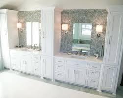 Bathroom Vanity With Tower Pictures by Bathroom Vanity With Linen Tower U2013 Chuckscorner