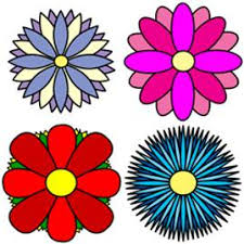 How to Draw Flower Easily