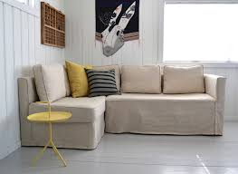 furniture chaise lounge sectional manstad sofa bed ikea