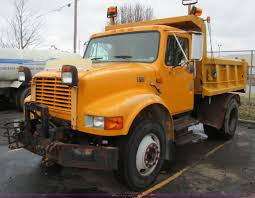 1997 International 4900 Single Axle Dump Truck | Item F4217 ... 2003 Sterling L8500 Single Axle Dump Truck For Sale By Arthur Trovei 2001 Online Government Auctions Of Mack Dump Truck Single Axles For Sale Ford Youtube Trucks For Sale N Trailer Magazine 1996 Kenwoth T300 Ih Axle Proxibid 77 Pete 359 Single Axle Dump Trucks Pinterest 1965 Autocar Hd Used 1983 Chevrolet Kodiak 70 Series Truck Ite