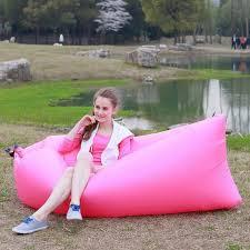 canap hamac plage portable en plein air gonflable os meubles canapé hamac de