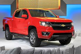 2015 Chevy Colorado, GMC Canyon Gas Mileage: 20 Or 21 MPG Combined ...