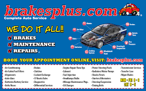 complete auto service brakes change brakes plus
