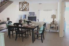 Getting The Fixer Upper Look With Lighting Geometric Chandelier For Dining Rooms