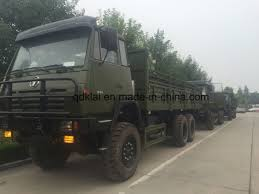 100 6x6 Military Truck China New Shacman 6X6 Off Road Vehicle All Wheel Driving