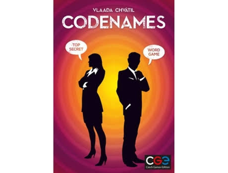 Codenames Game - Vlaada Chvatil