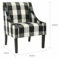 HomePop Modern Swoop Accent Chair - Black Plaid 51 Grey Ding Rooms With Tips To Help You Decorate And Charlie Swoop Arm Chair Image 2 Of 3 Bridal Booth Silver Velvet Accent With Nailhead Trim Pier 1 Cheap Upholstered Find Home Designing Iconic Home Gourdon Plush Gold Tone Solid Metal Legs Details About New Urban Style Chairs Sofa Side W Wood Fniture Lyric Counter Stool Tufted Seat Tapered Amazoncom Lattice Indigo Kitchen Ottoman 3d Product Models Herman Miller Leather Deals