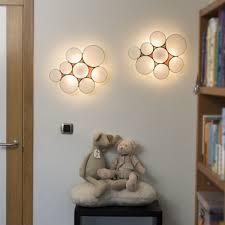 just crafty enough diy inspiration wall light installations