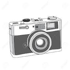 Drawn Camera Vintage 5