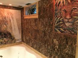decorative cork wall tiles new home design