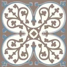 stickers de carrelage 6 adhésifs imitation carreaux de ciment