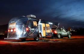 100 Refurbished Airstream IMPOSSIBLE Silver Shade Tour Freestyle Photographic