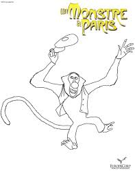 HD Wallpapers Coloriage Imprimer Un Monstre Paris Androidgpatterncaml