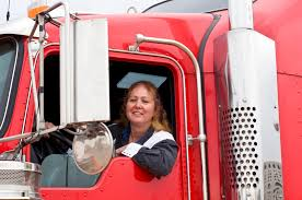 A Trucker's Life For Me Too: Women In Trucking - Drive MW – Truck ...