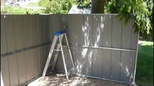 6x8 Plastic Storage Shed by Another Craigslist Find A Free 10 U0027 X 8 U0027 Garden Shed Youtube