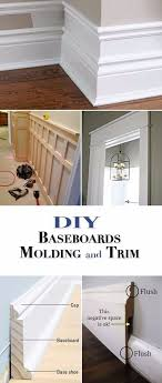 DIY Basebords Molding And Trim AEURc One Of The Best Home Improvement Projects For DIYer Learn To Install Your Own Wood