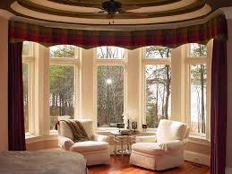 Jcpenney Curtains For Bay Window by Decorating Impressive Gold Brown Jcpenney Window Curtains With