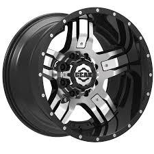 100 8lug Truck Gear Alloy 740 Manifold Wheels 740 Manifold Rims On Sale