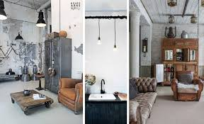 Interior Design Focus The Industrial Style Live Better