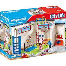 playmobil 9454 turnhalle playmobil city
