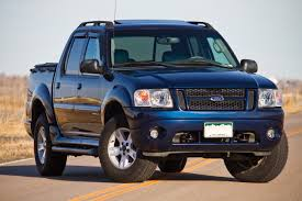 100 Ford Sport Truck The_Machingbird 2005 Explorer TracXLT Utility