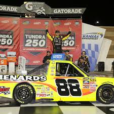 NASCAR Truck Series At Kansas 2015 Results: Winner, Standings And ...