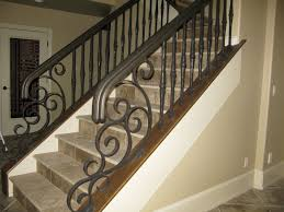 Projects Plenty: Textured And Glazed Handrail Decorating Best Way To Make Your Stairs Safety With Lowes Stair Stainless Steel Staircase Railing Price India 1 Staircase Metal Railing Image Of Popular Stainless Steel Railings Steps Ladder Photo Bigstock 25 Iron Stair Ideas On Pinterest Railings Morndelightful Work Shop Denver Stairs Design For Elegance Pool Home Model Marvelous Picture Ideas Decorations Banister Indoor Kits Interior Interior Paint Door Trim Plus Tile Floors Wood Handrails From Carpet Wooden Treads Guest Remodel