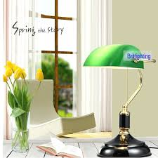 Bankers Table Lamp Green by Desk Classic Green Desk Lamp Classic Green Bankers Table Lamp