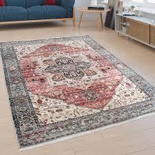 teppich wohnzimmer orient stil bordüre