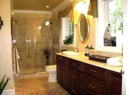 glass bathroom ideas attached bedroom master open