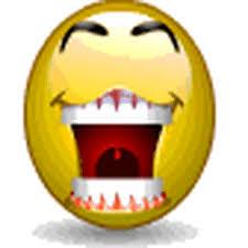 Laughing Emoji Face GIF