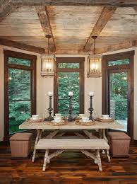 Rustic Dining Room Decorations by 57 Dining Room Designs Ideas Design Trends Premium Psd