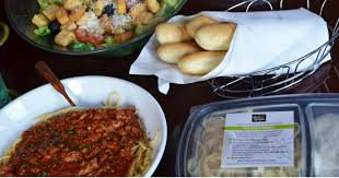 Olive Garden Buy e & Take e fer is Back TWO Entrees ONLY