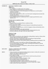 Clerical Resume Summary Recommended Shipping Clerk Resume ... Clerical Cover Letter Example Tips Resume Genius Sample Administrative New Rumes Examples Of 15 Mmus Form Provides Your Chronological Order Of Objectives For Positions Study Cv Samples Office Job Post Objective 10 Data Entry Jobs Proposal Letter Free Elegant Inventory Clerk What Makes Information 910 Examples Clerical Rumes Soft555com
