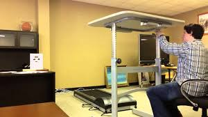 Lifespan Treadmill Desk Tr5000 Dt3 by Lifespan Treadmill Desk Tr1200 Set Up Youtube
