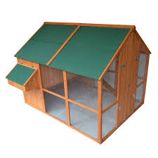 Pawhut Extra-Large Backyard Chicken Coop - Walmart.com Building A Chicken Coop Kit W Additional Modifications Youtube Best 25 Portable Chicken Coop Ideas On Pinterest Coops Floor Space For And Runs Raising Plans 8 Mobile Coops Amazing Design Ideas Hgtv Pawhut Deluxe Backyard With Fenced Run Designs For Chickens Barns Cstruction Kt Custom Llc Millersburg Oh Buying Guide Hen Cages Wooden Houses Give Your Chickens Field Trip This Light Portable Pvc Diy That Are Easy To Build Diy