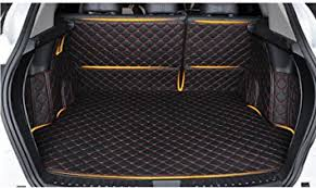 Honda Carpet amazon com fly5d trunk mat cargo mats boot liner car carpet