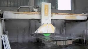 Imer Tile Saw Craigslist by Zibetti Used Bridge Saw Gmm For Sale Lexta 36 Cod Zw168 Youtube