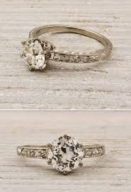 Nothing More Beautiful Than Antique Vintage Wedding Rings For Even Love The Style If It Were Recreated